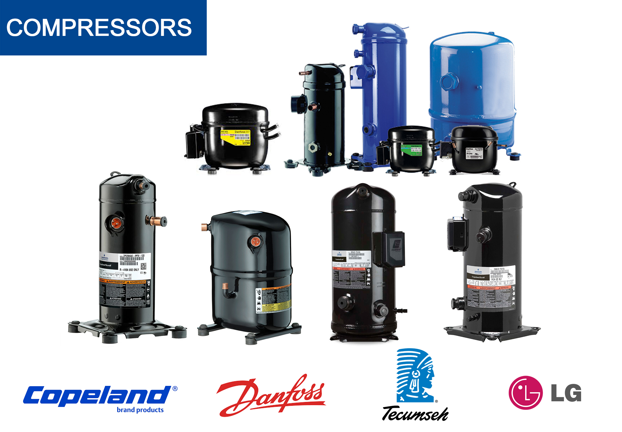 Air Conditioner & Refrigeration Compressors Muscat Oman