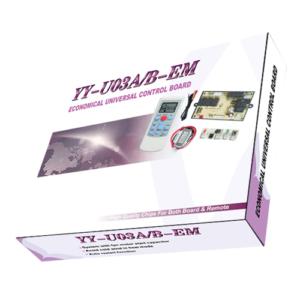 YY-U03A/B-EM Universal Air Conditioner PCB Board with AC Remote Control System