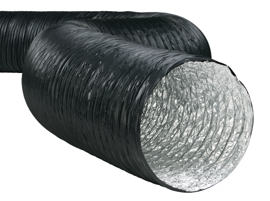 Aluminium And PVC Compound Flexible Air Ducts in Oman